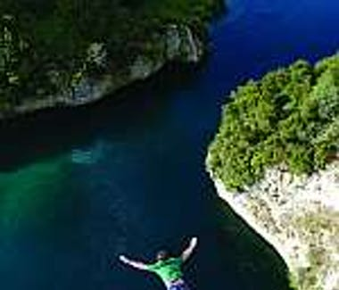 Taupo Bungy Jump