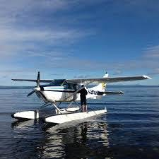 Lake Taupo float plane rides