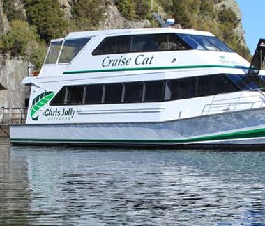 Lake Taupo cruises
