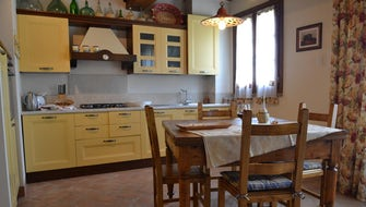 1 Bedroom Apartament - kitchen and terrace (2-4 persons)