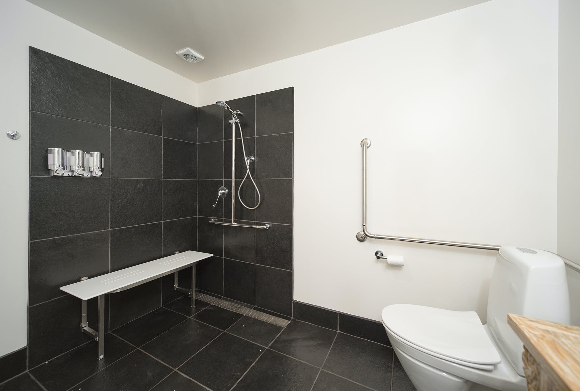 Apartment 2 - Disabled friendly bathroom