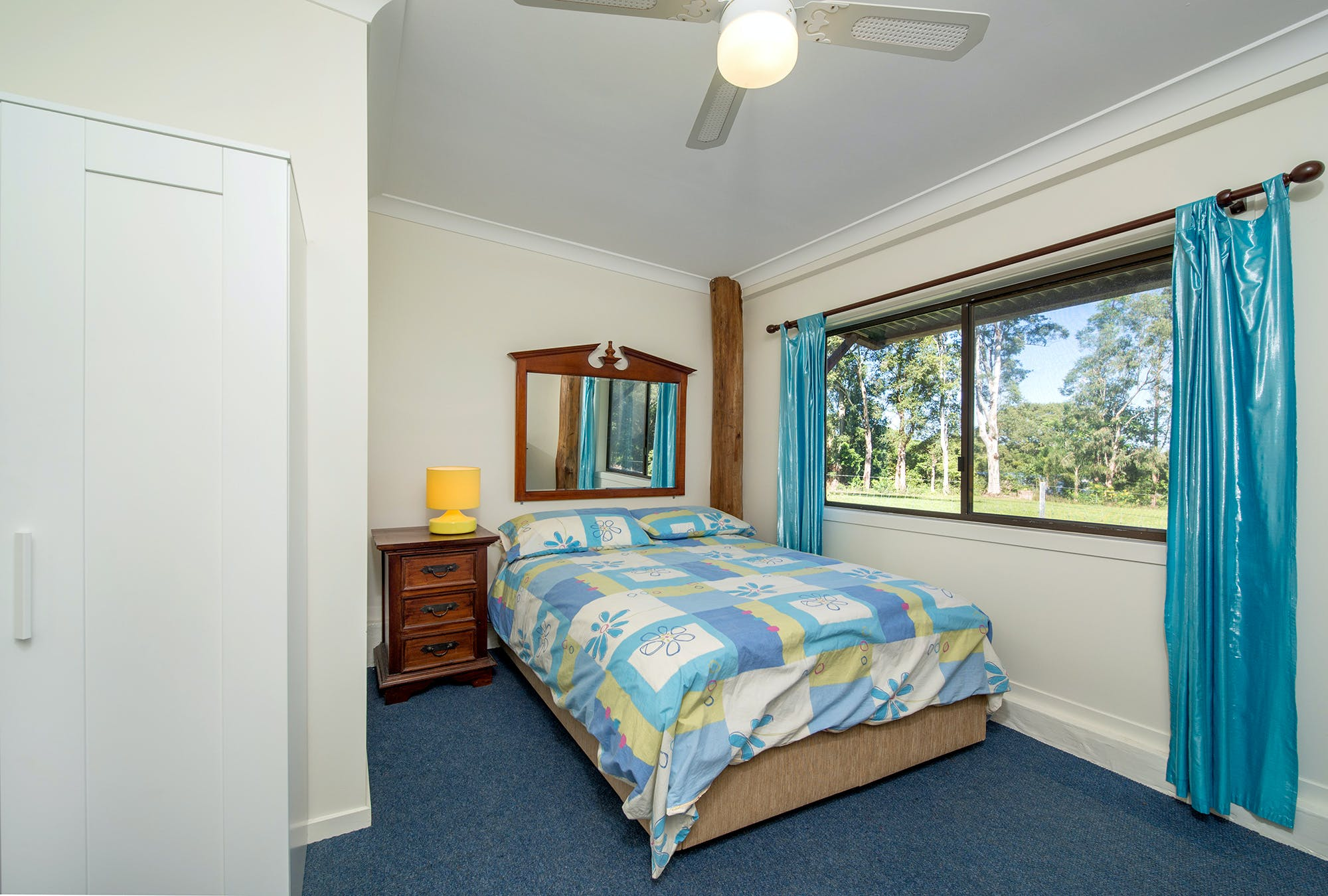 Cottage - Bedroom 2 (double bed)