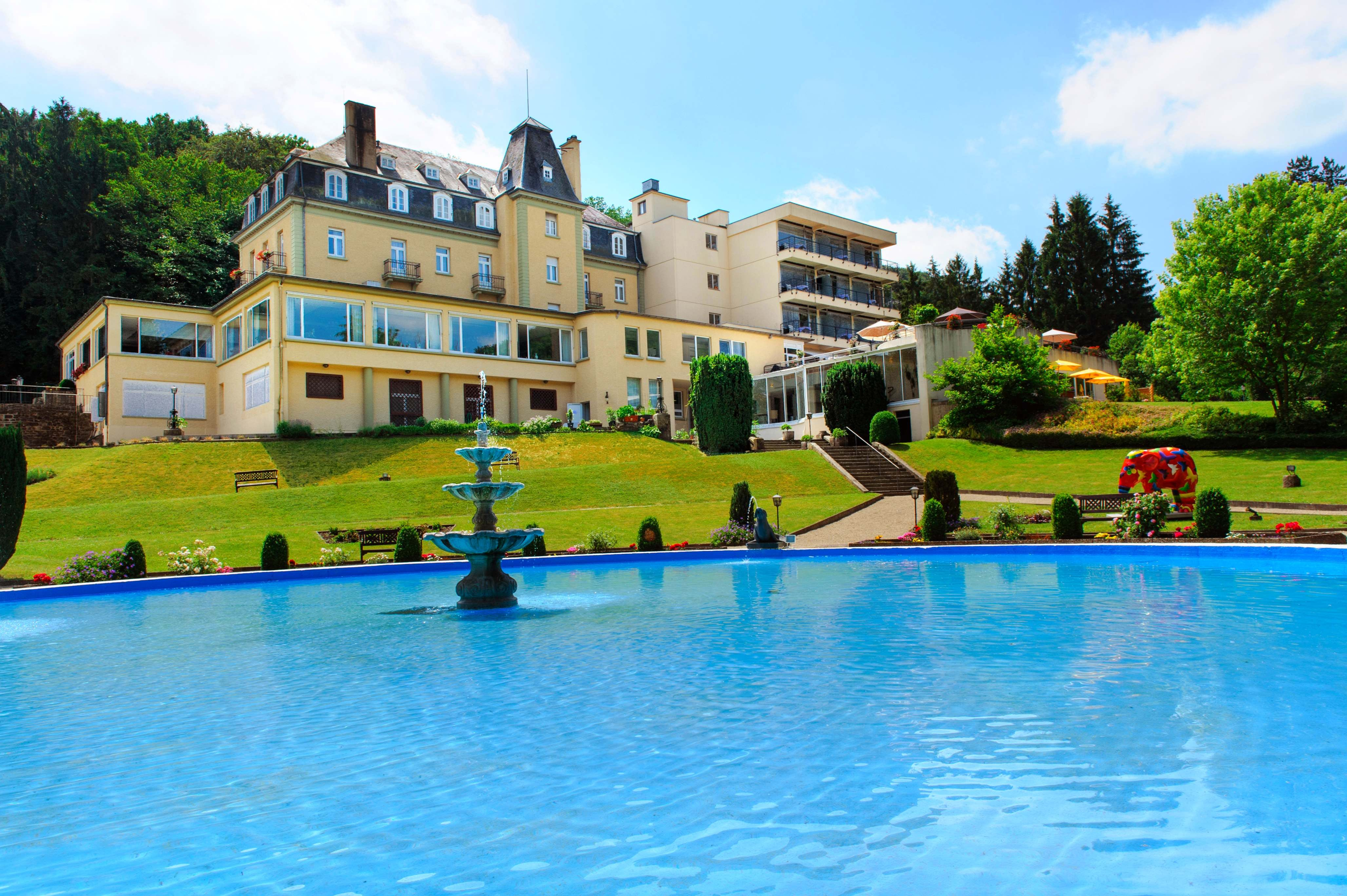 Hotel Bel-Air Romantik, Mullerthal, Luxembourg
