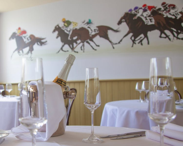The Tack Room Restaurant & Bar, boutique continental dining in Middleham, Yorkshire Dales, high quality food and service