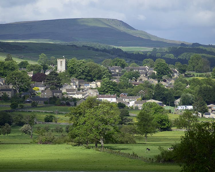 Wensleydale in the Yorkshire Dales