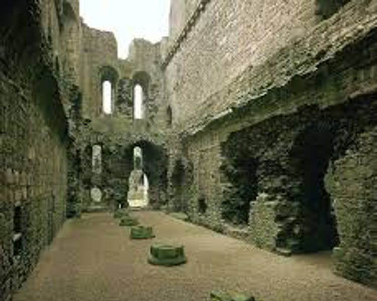 Jervaulx Abbey is one of the largest privately owned Cistercian Abbeys in England.