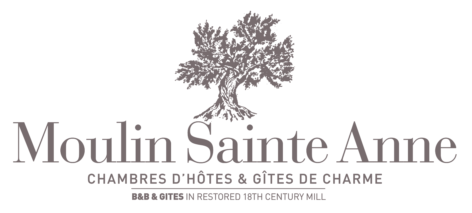 Moulin Sainte Anne - B&B and Gîtes
