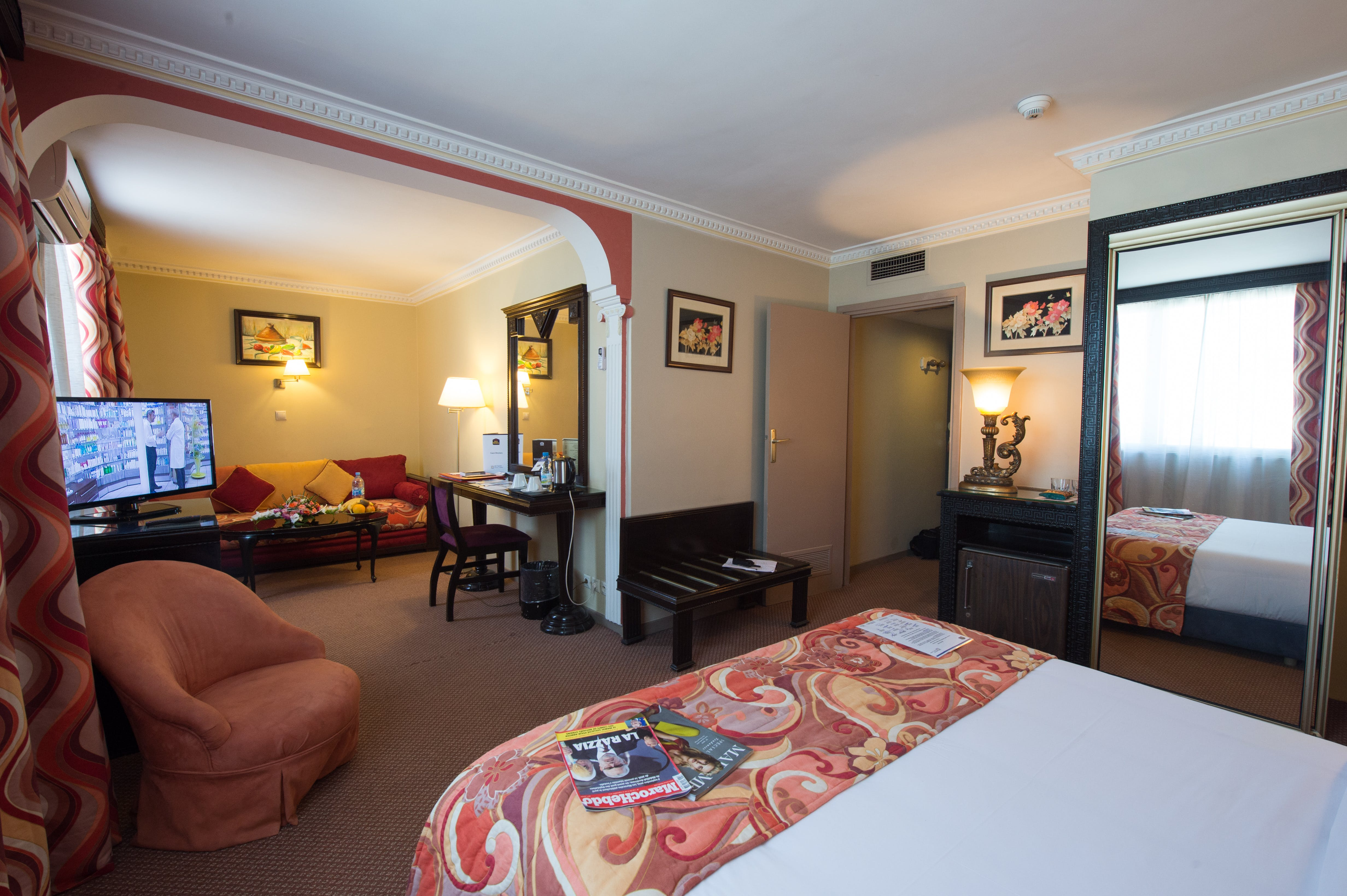 Executive room / Chambre Executive Best western Casablanca