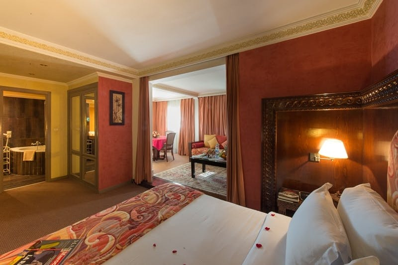 Junior suite / Suite junior Best western Casablanca