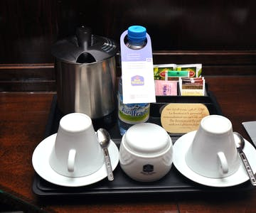 Courtesy tray/ Plateau de courtoisie Best western Casablanca