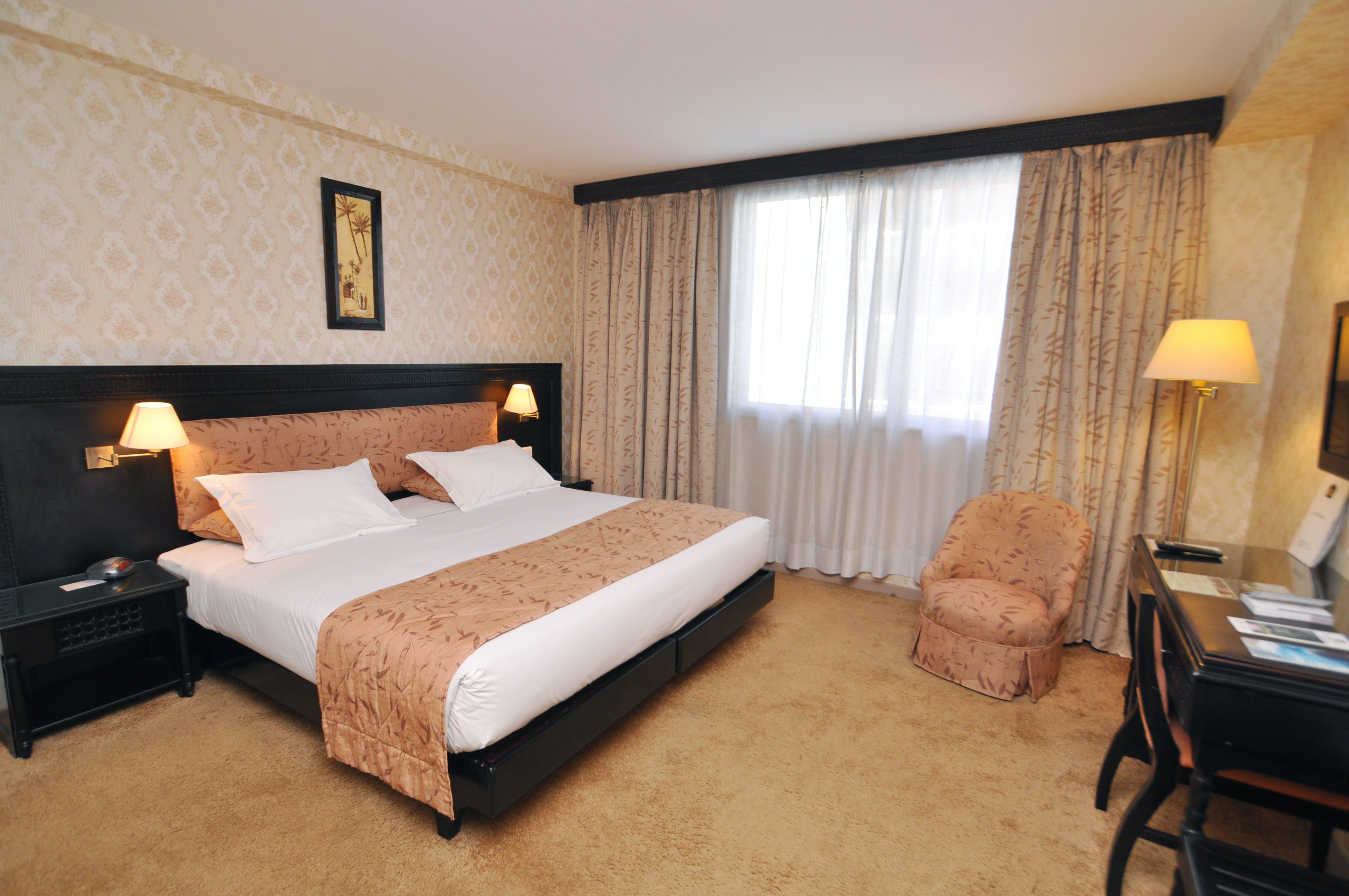 Superior Single Room Best Western Hotel Toubkal