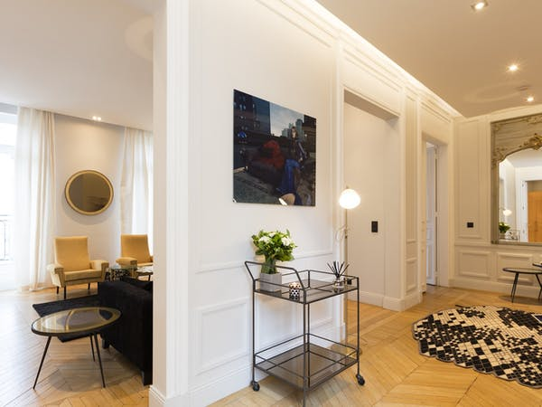 St-Germain Residence - Luxury 4BR - Entrance