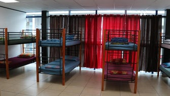 1 Bed in 12 Bed Mixed Dormitory
