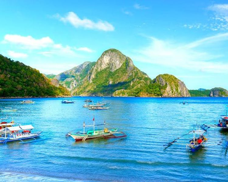 El Nido town Beachfront