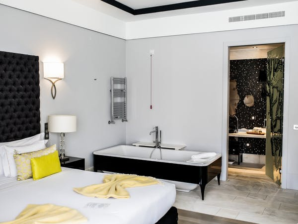 Junior Suite do Alentejo Marmoris Hotel & Spa