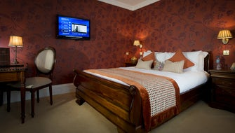 Executive Kamer met Kingsize Bed en Douche