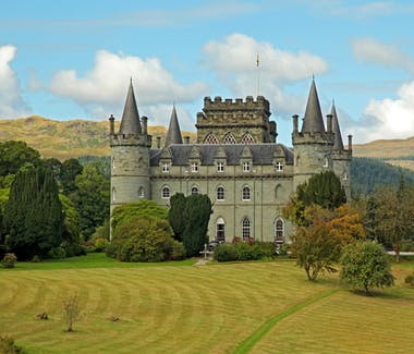 Inveraray Castle Attraction