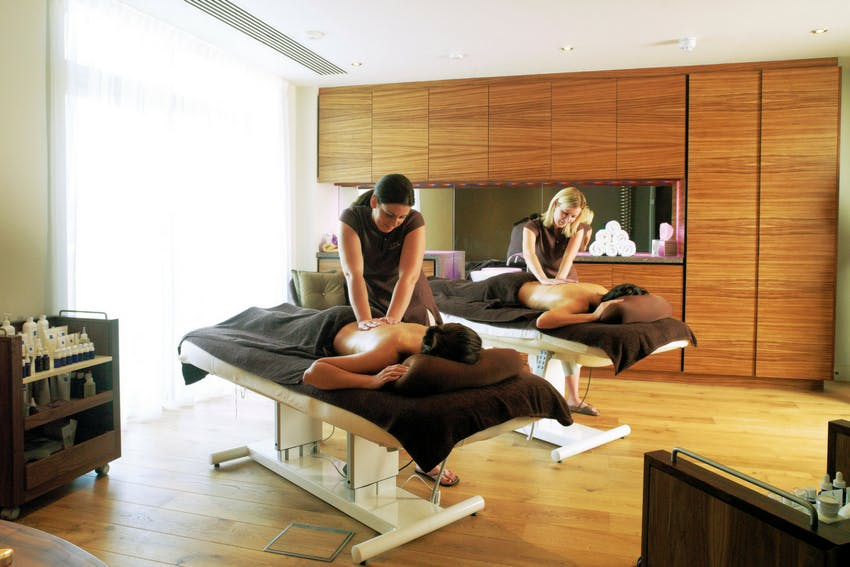 Massages at Cameron House Spa