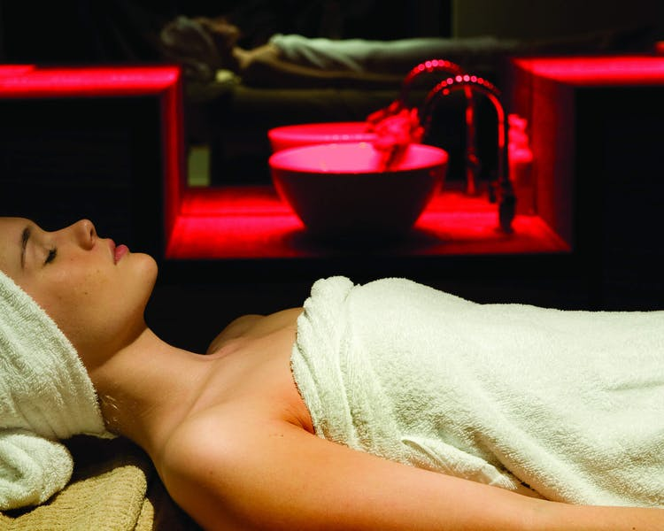 Spa Treatment for Guest at Carrick Estate