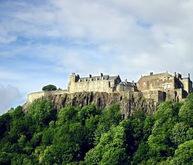 Stirling Castle Attraction