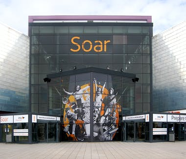 Soar intu Braehead Attraction