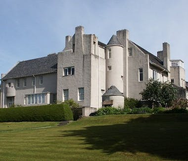 Charles Rennie Mackintosh Hill House Attraction