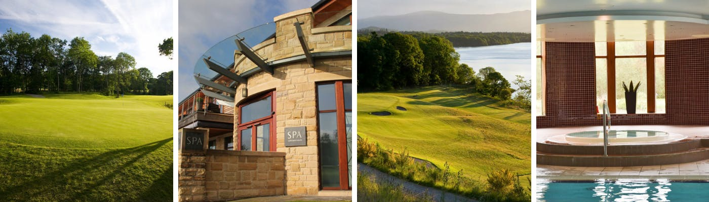 Cameron Spa and Carrick Golf Course
