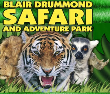Blair Drummond Safari Park Attraction