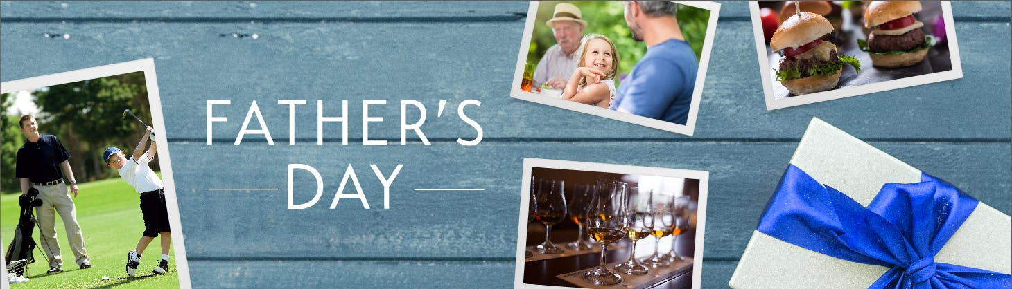 Father's Day at Cameron House