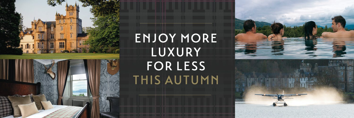 Autumn Offers Cameron House