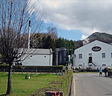 Glengoyne Whiskey Distillery Attraction