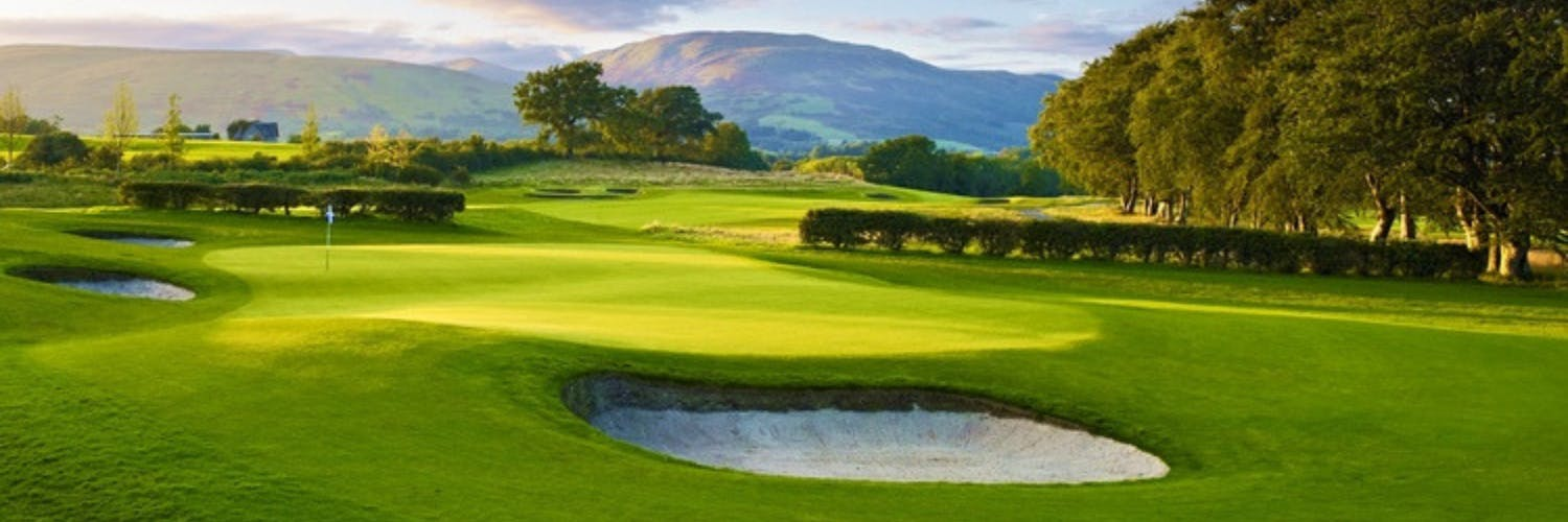 The Carrick Golf Course, Loch Lomond