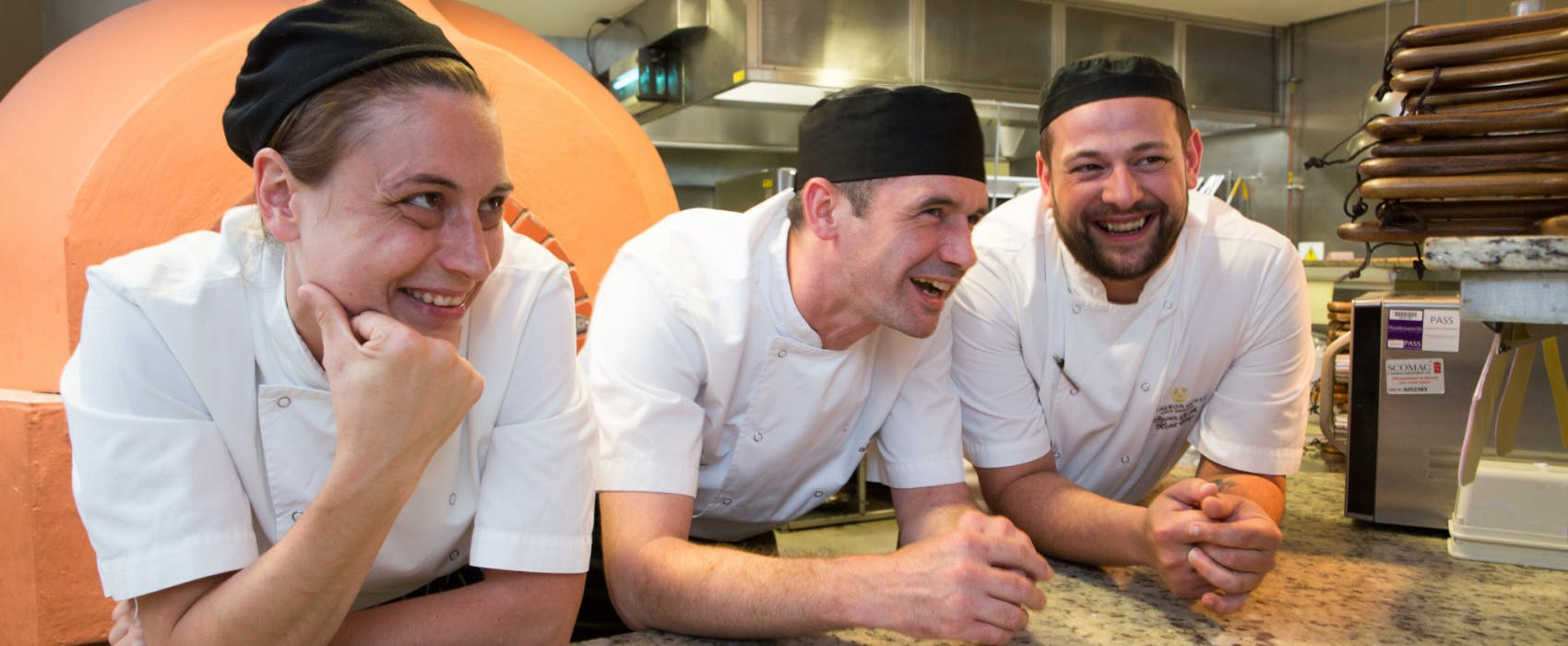 Chefs at The Boat House