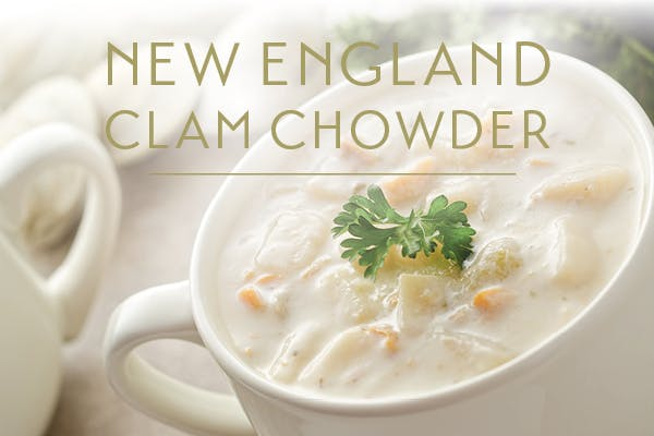 The Boat House New England Clam Chowder