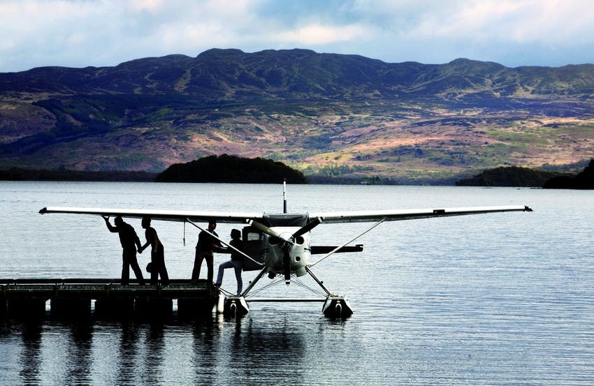 Seaplane Trips in Loch Lomond