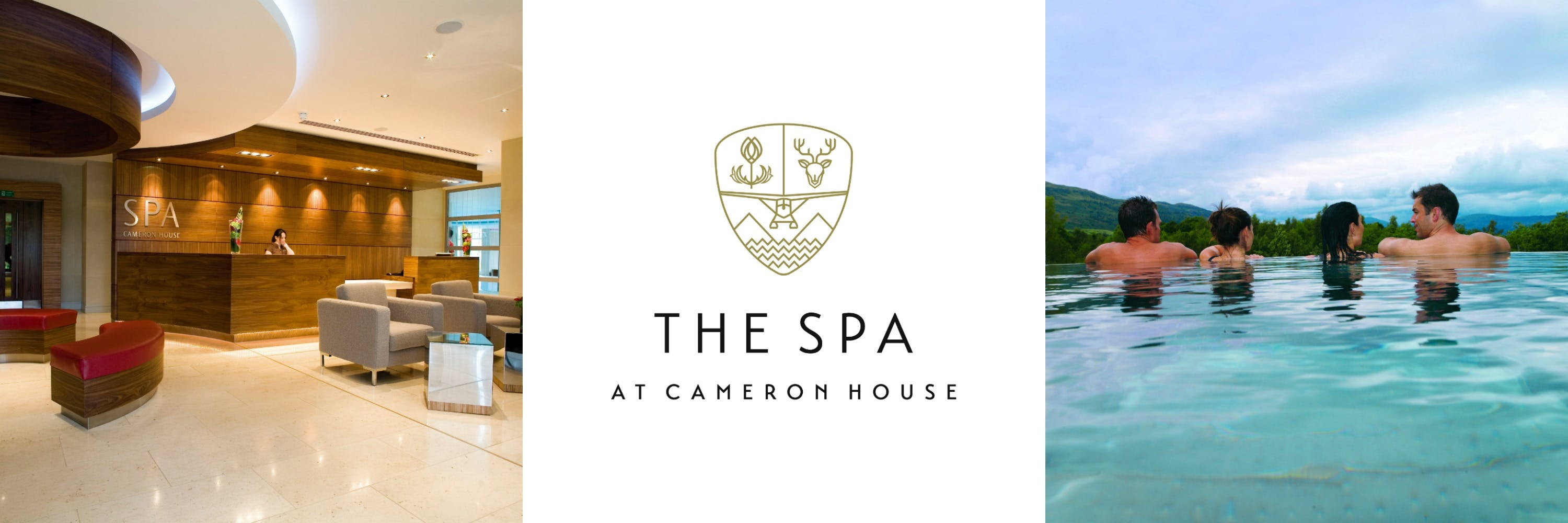 Cameron House Spa Logo