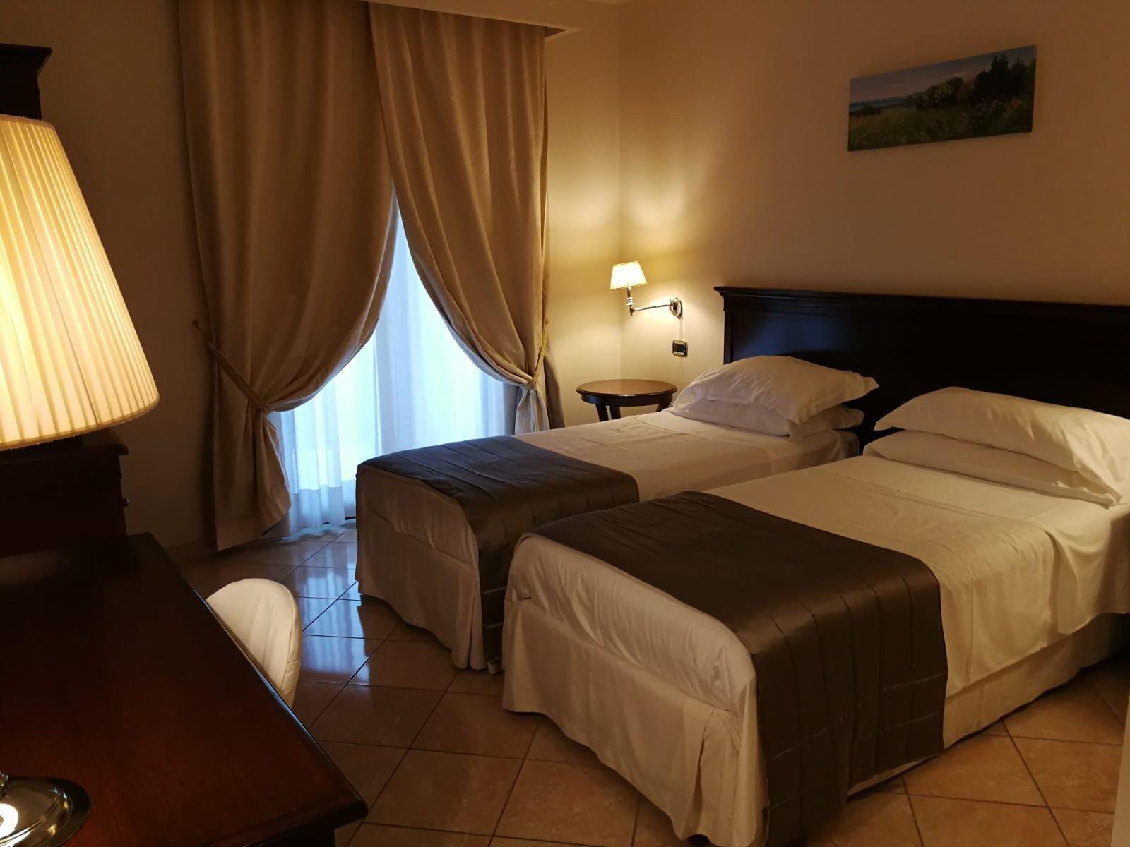 Twin Room | Hotel San Giorgio Crotone