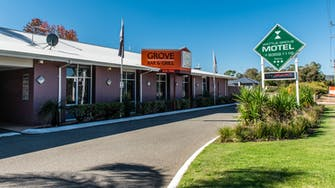 Grove Bar & Grill located at the Wattle Grove Motel Perth