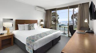Water view room Geelong