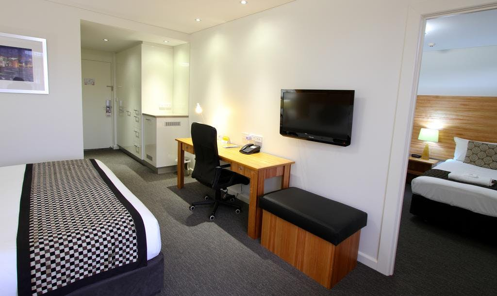 SUPERIOR KING | Quality Hotel Bayside Geelong