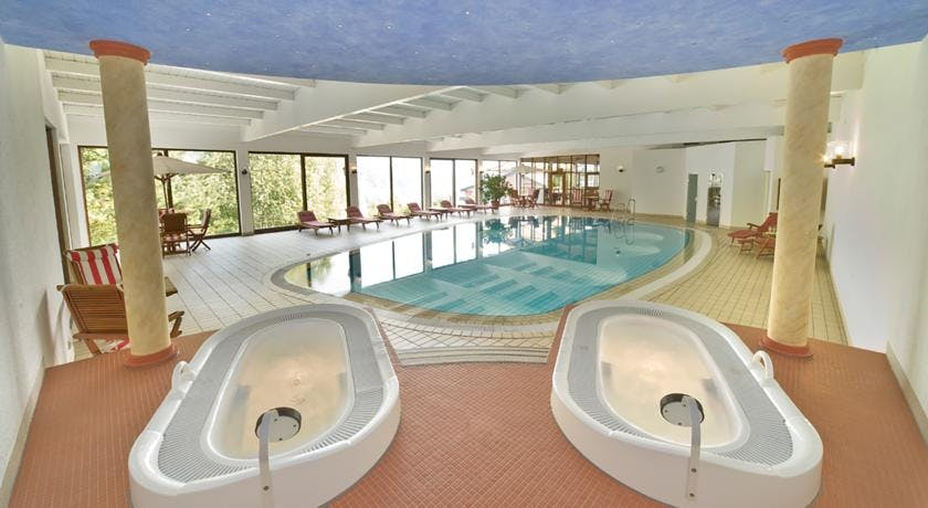 Wellness & Workout | Hotel Eden au Lac