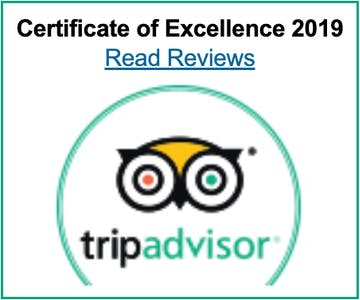 white villas resort tripadvisor certificate of excellence