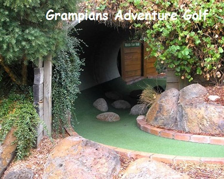 Grampians Adventure Golf - world class mini golf