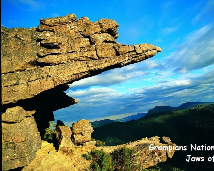The Jaws of Death, Grampians National Park