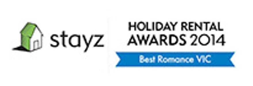 Blue Ridge Retreat - Winner Stayz Romantic Stay Victoria 2014