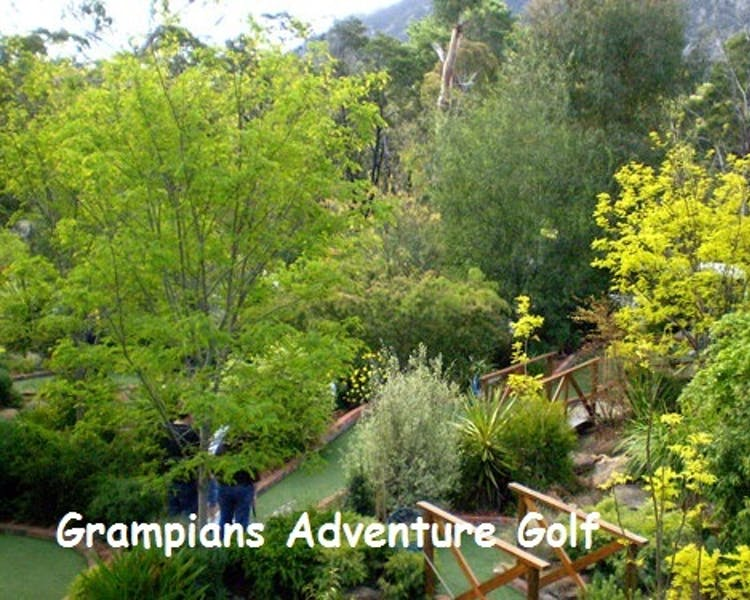 Grampians Adventure golf - truely challenging