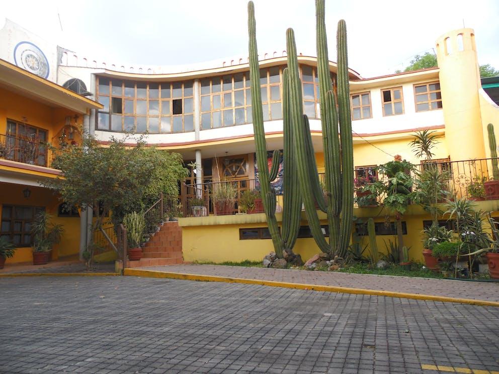 Galer A De Fotos Hotel Plaza De Sol Malinalco