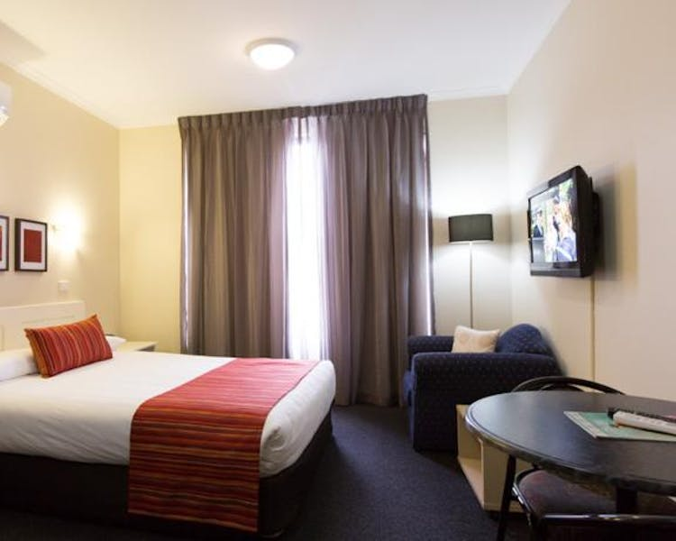 Ballarat accommodation – Superior queen room