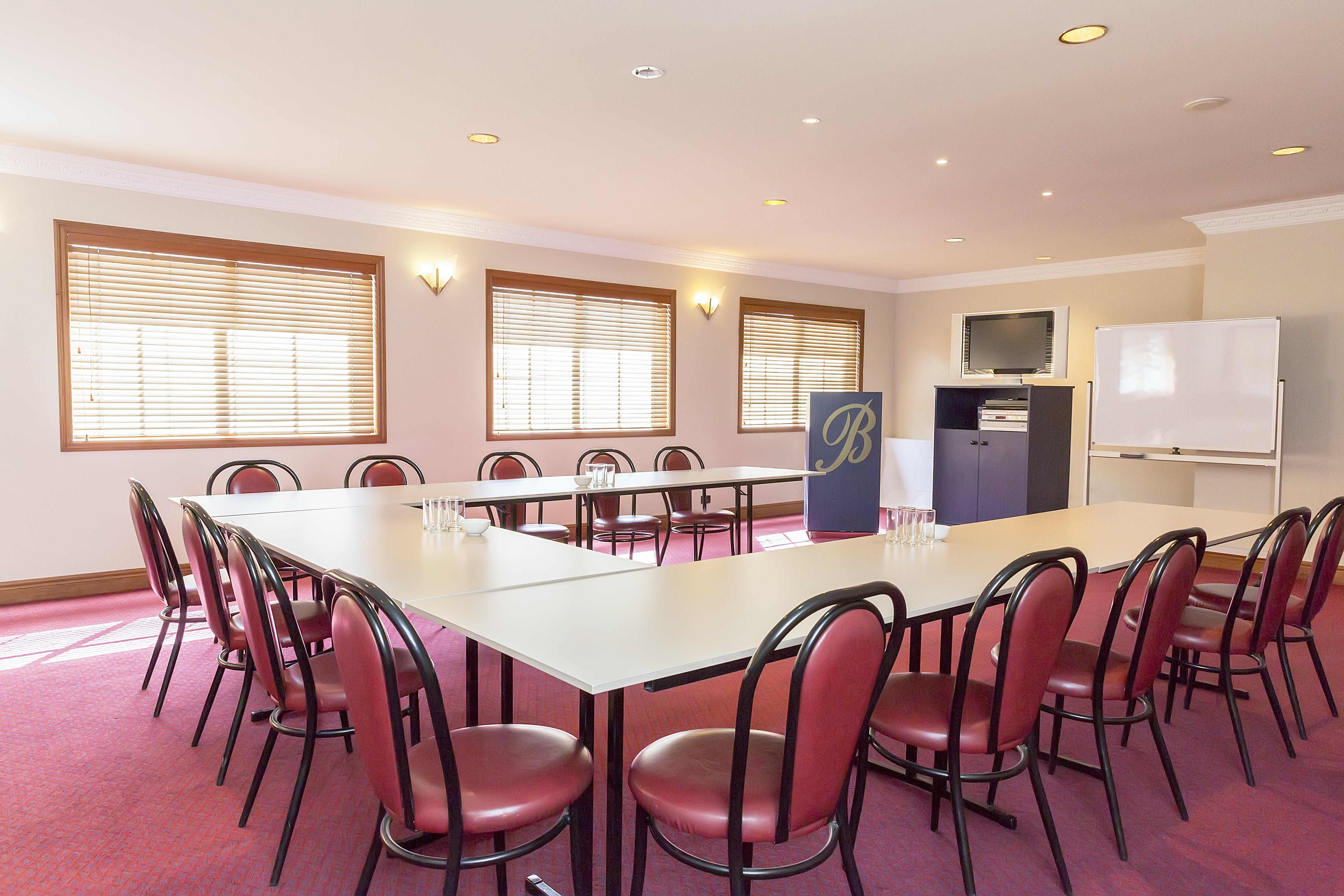 Conference & function venues – Conference room
