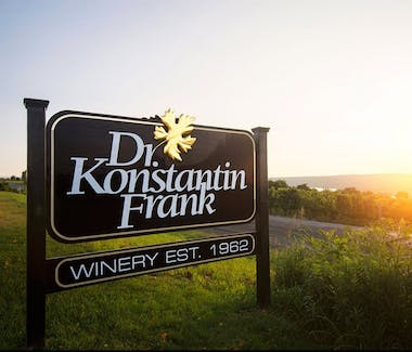 18 Vine Inn and Carriage House - Area Attractions Dr. Konstantin Frank Winery